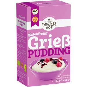 Trockenmischung für Grießpudding (2x65g) glutenfrei