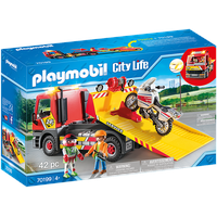 Playmobil City Life Abschleppdienst 70199