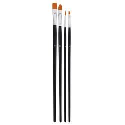 VBS Malpinsel Acryl Pinsel-Set Picasso, 4er-Set