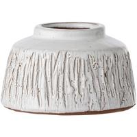 Bloomingville Vase, weiß,