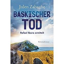 Baskischer Tod. Julen Zabache  - Buch