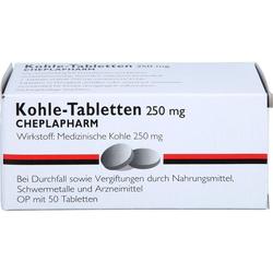 KOHLE Tabletten 50 St.