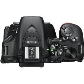 Nikon D5600 + AF-P DX 18-55mm VR + 70-300mm VR