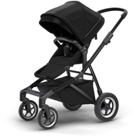 Thule Sleek black on black inkl. Babywanne