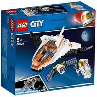 Lego City Satelliten-artungsmission