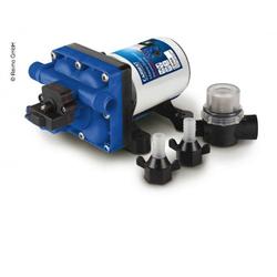 Carbest Druckwasserpumpe 12 Volt 11,3 Liter/min 3,8 bar