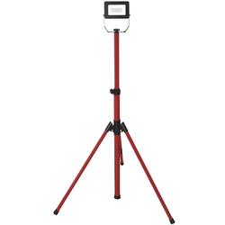 LED-Arbeitslampe IS749-2 20W, LED Baustrahler auf Stativ mit 3 Meter Kabel