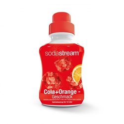 Sodastream Sirup Cola+Orange 500 ml