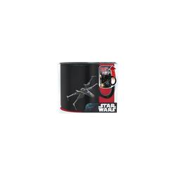 Star Wars Tasse Tasse Star Wars Darth Vader Thermoeffekt 460 ml schwarz