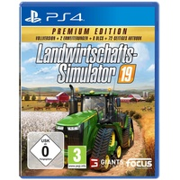 Landwirtschafts-Simulator 19 - Premium Edition (USK) (PS4)
