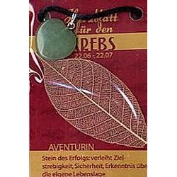 Aventurin Herzblatt, Glücksstein