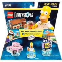 LEGO Dimensions - Level Pack The Simpsons (71202)