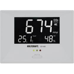 VOLTCRAFT CO-60 Kohlendioxid-Messgerät 0 - 3000 ppm