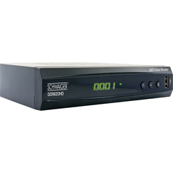 Schwaiger Kabelreceiver DCR620HD - Full HD (DVB-C) Free to Air (FTA)