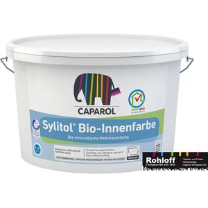 NEU CAPAROL Sylitol Bio Innenfarbe Silikatfarbe 5 L Antischimmelfarbe