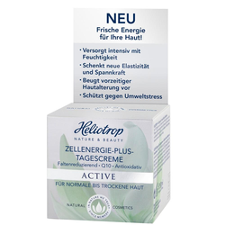 Heliotrop Zellenegie-Plus-Tagescreme