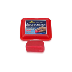 Magic Clean Reinigungsknete Scharf Rot 100g