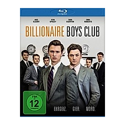 Billionaire Boys Club - DVD  Filme