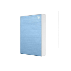 Seagate One Touch Portable 4TB Festplatte HDD-Festplatte (4 TB) blau