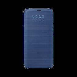 Samsung Galaxy S9 Plus Hülle Samsung Blau Klapphülle