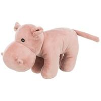 TRIXIE Hundespielzeug Nilpferd, Plüsch, Maße: 25 cm