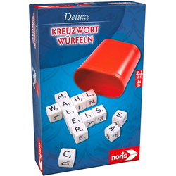 Deluxe Kreuzwort Würfeln (Spiel)
