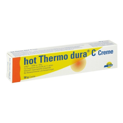 HOT THERMO dura C Creme 50 g