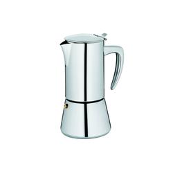 kela Espressokocher Kela, Espressokocher, 6 Tassen, induktionsgeeign