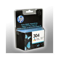 HP Tinte N9K05AE  304  farbig