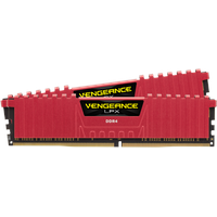 Corsair Vengeance LPX 32GB Kit PC4-21300 (CMK32GX4M2A2666C16R)