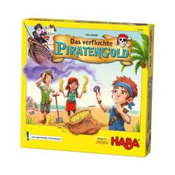 Haba Spiel, Das verfluchte Piratengold