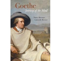 Goethe: Journey of the Mind als Buch von Gabrielle Bersier/ Nancy Boerner/ Peter Boerner