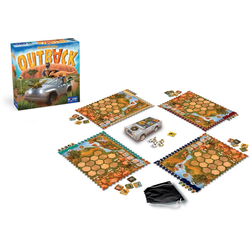 Huch! Spiel, Outback