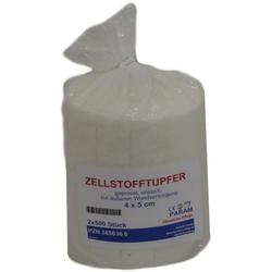 ZELLSTOFFTUPFER 4X5
