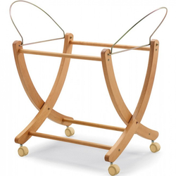 Pali Untergestell Für Baby Körbe Moses Basket Naturfarbe