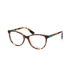 Furla VFU 129 0743, inkl. Gläser, Cat Eye Brille, Damen