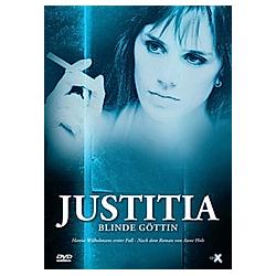 Justitia - Blinde Göttin - DVD  Filme