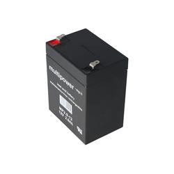 Multipower Akku passend für LD Systems Roadboy 65 Batterie fü Bleiakkus