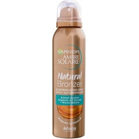 Garnier Ambre Solaire Natural Bräuner Spray Körper 150 ml