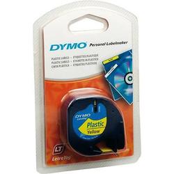 Dymo LT Band Plastik schwarz auf gelb