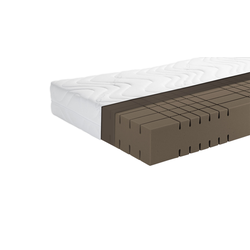 Matratze orthowell vital - 140x200 cm - Härtegrad H2 - mittelfest