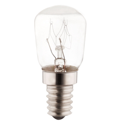 15 Watt Leuchtmittel 230 Volt Backofenbirne bis 300°C Glühbirne