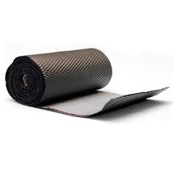 Kaminanschluss Wandanschlussband Schlussband Dachrolle Kamin Alu 300mm schwarz