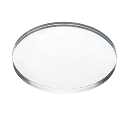 Acrylglas-Zuschnitt Rund Ø 100 mm x 5 mm