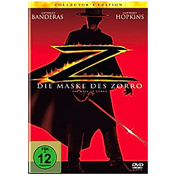 Die Maske des Zorro - DVD  Filme