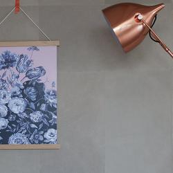 planeo LeatherWall Beige Mix - Lederfliesen Wandverblender für den Innenbereich