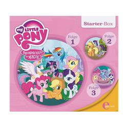 My Little Pony - little Starter-Box (CD)