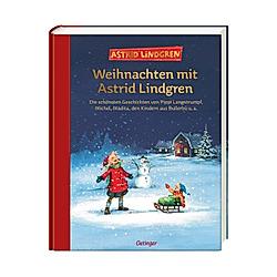 Weihnachten mit Astrid Lindgren. Astrid Lindgren  - Buch