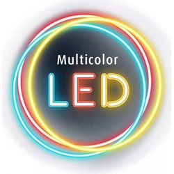 Revell 3D-Puzzle Eiffelturm Multicolor LED, Puzzle