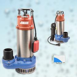 Güde Schmutzwassertauchpumpe / Schmutzwasserpumpe PRO 2200A